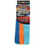 Surf City Garage 00316 - Nano-Detail Polishing Cloths (3-Pack)
