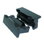 Speedflow 431-01-BLK - Aluminium Vice Jaw set -3 to -10