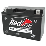 49-P4A-BS - Redline 12 Volt Battery 45CCA