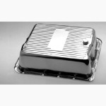 Redline 56-19 - Turbo 700 DEEP Transmission pan Chrome