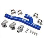Davies Craig 8610 - EWP header-Adaptor Kit - suits small block Chev