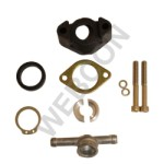 Weber 99901223 - Weber Fuel Injection Mounting Kit