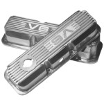 Kilkenny Casting KC166P - Alloy Rocker Covers VN V6 Std Height (Polished)