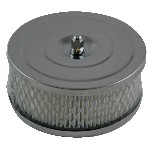 "Redline 16-27 - Air Filter 5 1/2-inch dia 2"" high Offset 3/8-inch Base"
