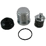 K&P S1 - Oil Filter 20mm x 1.5 C1 Billet