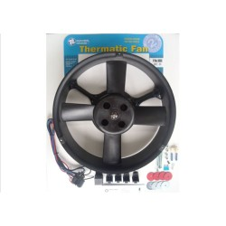 Davies Craig 0005 - 14in (DC31) Hi-Flow Fan Kit (12V)