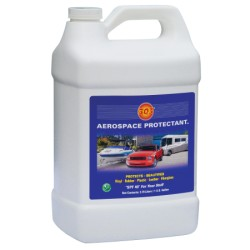 "303 Aerospace Protectant - Its like ""SPF 40 Sunscreen ... For Your Stuff."""