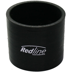 Redline Silicone Hose Straight Coupler 76mm Long