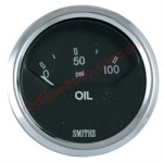 Smiths APG1310-02C - Cobra Oil Pressure Gauge Electric