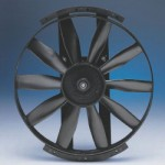 Flex-a-lite F10 & F20 - 12-inch Electric Push/Pull Fan